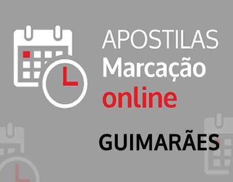 Criação do serviço de apostilas nos serviços do Ministério Público do Tribunal da Relação de Guimarães