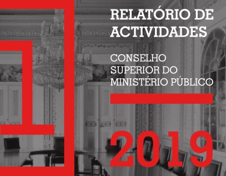 Relatório de atividades 2019