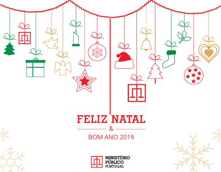 Boas Festas e Feliz Ano de 2019