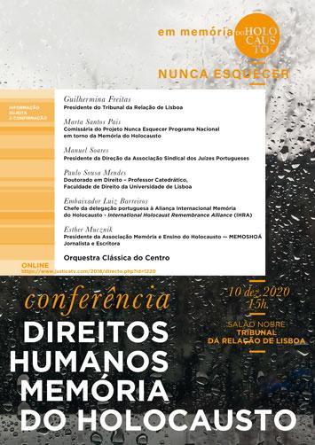 Conferência Direitos Humanos, Memória do Holocausto