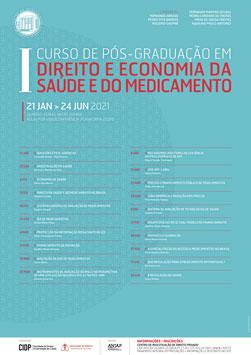 I Curso de Pós-Graduação em Direito e Economia da Saúde e do Medicamento