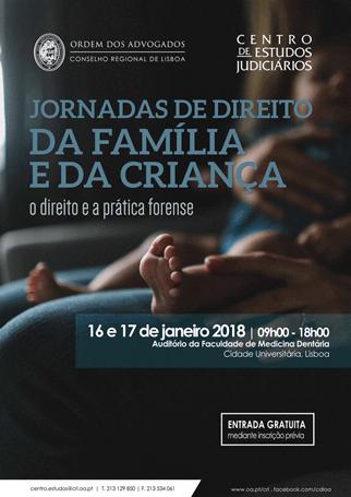 Jornadas de Direito da Família e da Criança