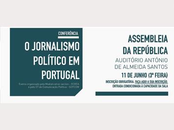 Conferência «O Jornalismo Político em Portugal»