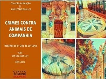 """""""Crime contra animais de companhia"""" (e-book)"""