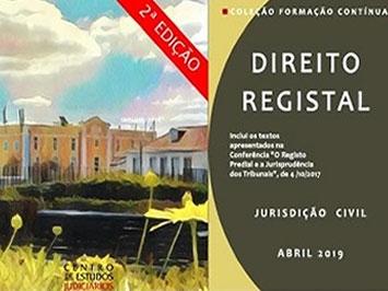 """""""Direito Registal - 2.ª Edição"""" (e-book)"""