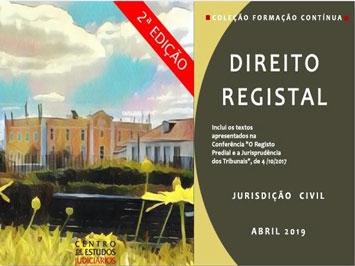 """""""Direito Registal"""" (e-book)"""