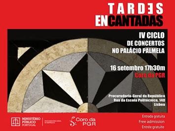 Tardes Encantadas – IV Ciclo de Concertos no Palácio Palmela