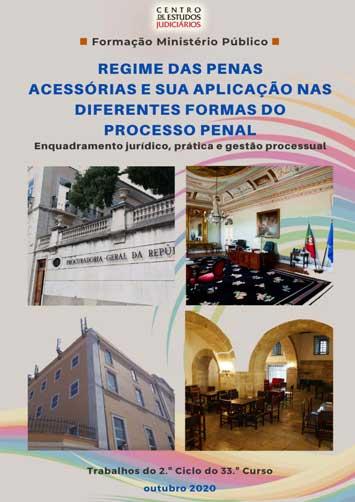 Regime das Penas Acessórias e Sua Aplicação nas Diferentes Formas do Processo Penal (e-book)
