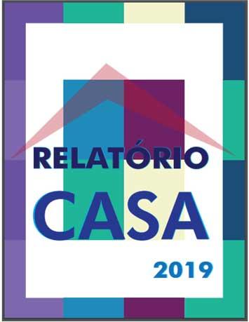 Relatório CASA 2019 (Caracterização Anual da Situação de Acolhimento de Crianças e Jovens 2019), do Instituto de Segurança Social