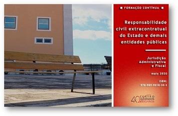 """e-card """"Responsabilidade civil extracontratual do Estado e demais entidades públicas"""""""