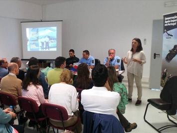 Sessão de trabalho sobre o Programa Antídoto