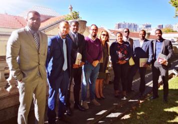 Delegação de Magistrados de Cabo Verde