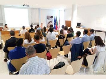 Sessões de trabalho sobre o Programa Antídoto