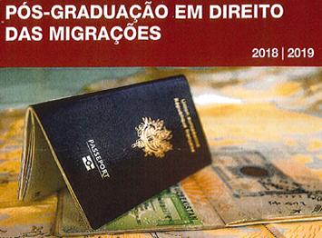 Pós-Graduação em Direito das Migrações