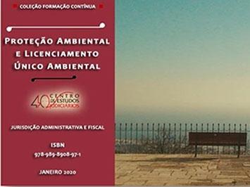 """""""Proteção Ambiental e Licenciamento Único Ambiental"""" e-book"""