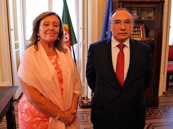 Tomada de posse do Procurador-Geral Regional de Lisboa