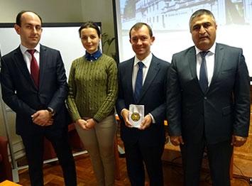 Delegação República Arménia