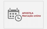 Notícia Apostila Marcação online