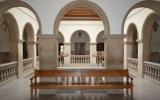 Palácio Justiça Bragança - átrio superior