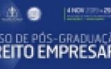 IX Curso de Pós-Graduação em Direito Empresarial