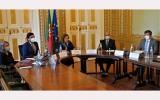 Memorando de cooperação no combate ao crime