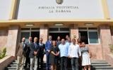 Visita da Procuradora-Geral da República a Cuba