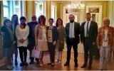 Visita de magistrados do Ministério Público da República da Bulgária
