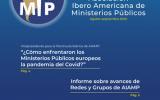 """Newsletter """"Conectados"""" (agosto-setembro 2020) - Associação Iberoamericana de Ministérios Públicos"""