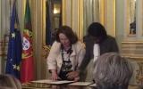 Assinatura de Protocolo - GAV