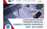 Curso Breve Online – Noções Básicas sobre a União Europeia