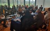 GFCJ- reunião com Magistrados do MP da Comarca de Leiria e representantes das CPCJ