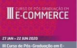 III Curso de Pós-Graduação em E-Commerce