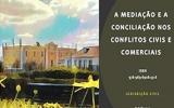 """""""A mediação e a Conciliação nos Conflitos Civis e Comerciais"""" (e-book)"""