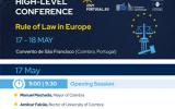 Conferência de alto nível sobre Estado de Direito na Europa