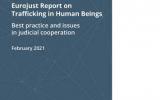 Relatório Eurojust sobre Tráfico de Seres Humanos