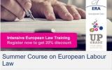 Summer Course on European Labour Law