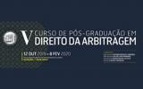 V Curso de pós-graduação em Direito da Arbitragem