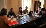 Visita da Procuradora-Geral Europeia