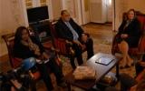 Reunião com o Procurador-Geral da República de Angola