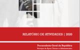 Relatório de Atividades dos Serviços de Apoio Técnico e Administrativo da Procuradoria-Geral da República, relativo ao ano de 2020