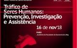 Tráfico de Seres Humanos: Prevenção, Investigação e Assistência