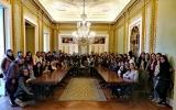 Visita da Associação de Estudantes de Direito da Universidade do Minho
